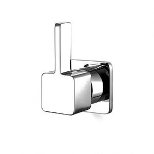 "Eau Cascade Chrome with Brass Internals Three Way 1/2"" Shower Diverter - SALE"
