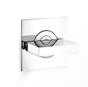Eau Ice Wall & Deck Mounted Square Chrome 3 Way Shower/Bath Diverter - SALE