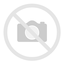 Vado Life 2 Hole Basin Mixer Single Lever with 200mm Spout Wall Mounted with Oval Back Plate Chrome